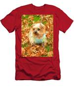My Cute Doggy Men's T-Shirt (Athletic Fit)