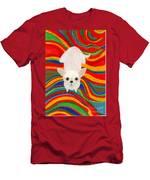 Neutron On A Serape Men's T-Shirt (Athletic Fit)
