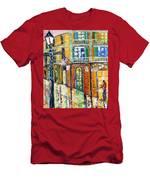 New Orleans Magic Men's T-Shirt (Athletic Fit)