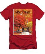 New Yorker October 19th, 1981 Men's T-Shirt (Athletic Fit)