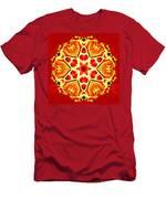 Painted Lotus Xi Men's T-Shirt (Athletic Fit)