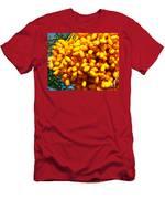 Palm Tree Fruit 2 Men's T-Shirt (Athletic Fit)