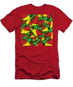 Peppers And Tomatos Men's T-Shirt (Athletic Fit)