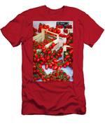 Pomodori Italiani Men's T-Shirt (Athletic Fit)