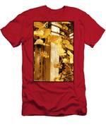 Porch Post Berries Glow Men's T-Shirt (Athletic Fit)