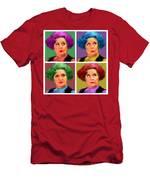Pussy Galore Men's T-Shirt (Athletic Fit)
