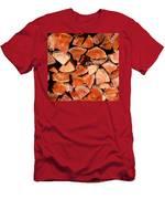 Quick Trick Wood Stack Men's T-Shirt (Athletic Fit)