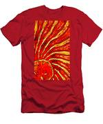 Rays Of Life Men's T-Shirt (Athletic Fit)