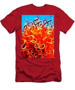 Reach For A Glorious Morning Men's T-Shirt (Athletic Fit)