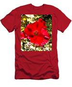 Red 1 Men's T-Shirt (Athletic Fit)