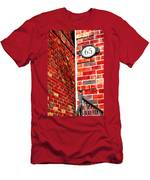 Red Bricks Men's T-Shirt (Athletic Fit)