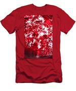 Red I Men's T-Shirt (Athletic Fit)