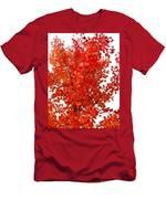Red Lights Men's T-Shirt (Athletic Fit)