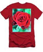 Red Velvet Palm Springs Men's T-Shirt (Athletic Fit)