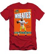 Rg3 Roy Wheaties Box Men's T-Shirt (Athletic Fit)