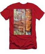 Rust Rules Men's T-Shirt (Athletic Fit)