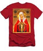 Saint Pomozhenie Men's T-Shirt (Athletic Fit)