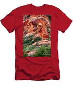 Sedona Perspective Men's T-Shirt (Athletic Fit)