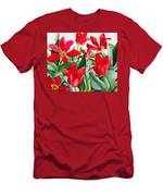 Shakespeare Tulips Men's T-Shirt (Athletic Fit)
