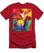 Snail 0372 Marucii Men's T-Shirt (Athletic Fit)