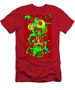 Splattered Series 10 Men's T-Shirt (Athletic Fit)