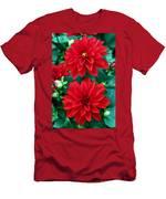 Spring Flowers 5 Men's T-Shirt (Athletic Fit)