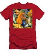 Squash Men's T-Shirt (Athletic Fit)