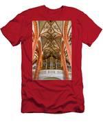St Wendel Basilica Organ Men's T-Shirt (Athletic Fit)
