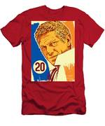 Steve Mcqueen Pop Art - 20 Men's T-Shirt (Athletic Fit)