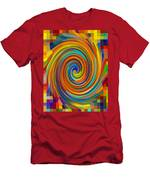 Swirl 83 Men's T-Shirt (Athletic Fit)