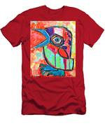 Talkative Baby Bird First This Spring Men's T-Shirt (Athletic Fit)
