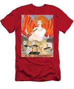 Tarot 20 Judgement Men's T-Shirt (Athletic Fit)