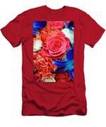 The Brides Flowers Men's T-Shirt (Athletic Fit)