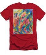 The Letter Shin 2 Men's T-Shirt (Athletic Fit)