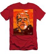 The Orange Monster Men's T-Shirt (Athletic Fit)