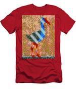The Pukeko Men's T-Shirt (Athletic Fit)