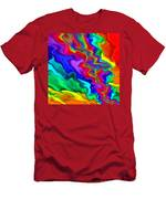 Then The Sky Exploded 3 Men's T-Shirt (Athletic Fit)