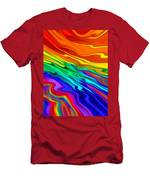 Then The Sky Exploded 5 Men's T-Shirt (Athletic Fit)