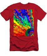 Then The Sky Exploded 6 Men's T-Shirt (Athletic Fit)