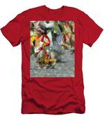 Tiny Tot Dancers Men's T-Shirt (Athletic Fit)