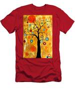 Tree Of Happiness 647 - Marucii Men's T-Shirt (Athletic Fit)