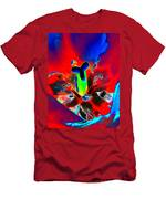 Tulips - Perfect Love - Photopower 2170 Men's T-Shirt (Athletic Fit)