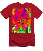 Tulips - Perfect Love - Photopower 2179 Men's T-Shirt (Athletic Fit)