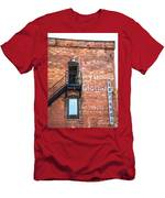 Upper Landing Men's T-Shirt (Athletic Fit)