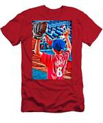 Waiting For A Foul Ball Men's T-Shirt (Athletic Fit)