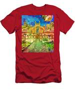 Warehouse Road Men's T-Shirt (Athletic Fit)