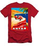Monte Carlo Men's T-Shirt (Athletic Fit)