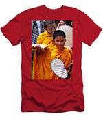 Young Monks Men's T-Shirt (Athletic Fit)