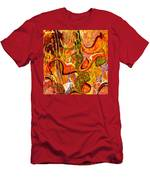 0625 Abstract Thought Men's T-Shirt (Athletic Fit)
