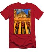 006 Wakening Architectural Dynamics Men's T-Shirt (Athletic Fit)